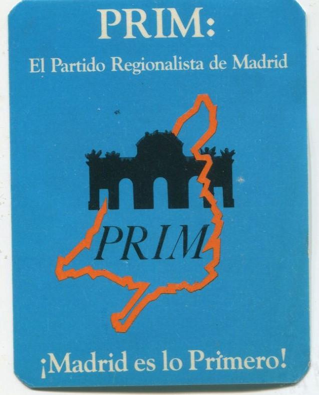 PRIM 001